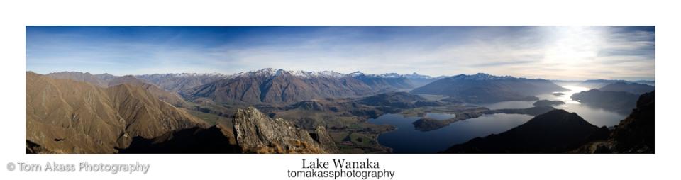 Lake Wanaka Tom Akass