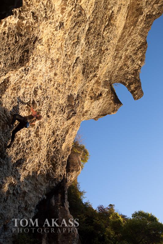 TOM AKASS climbign-6