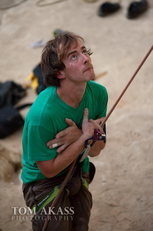 TOM AKASS climbign-8